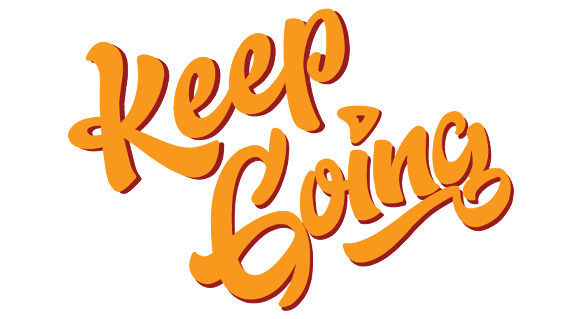 Keep Going logo